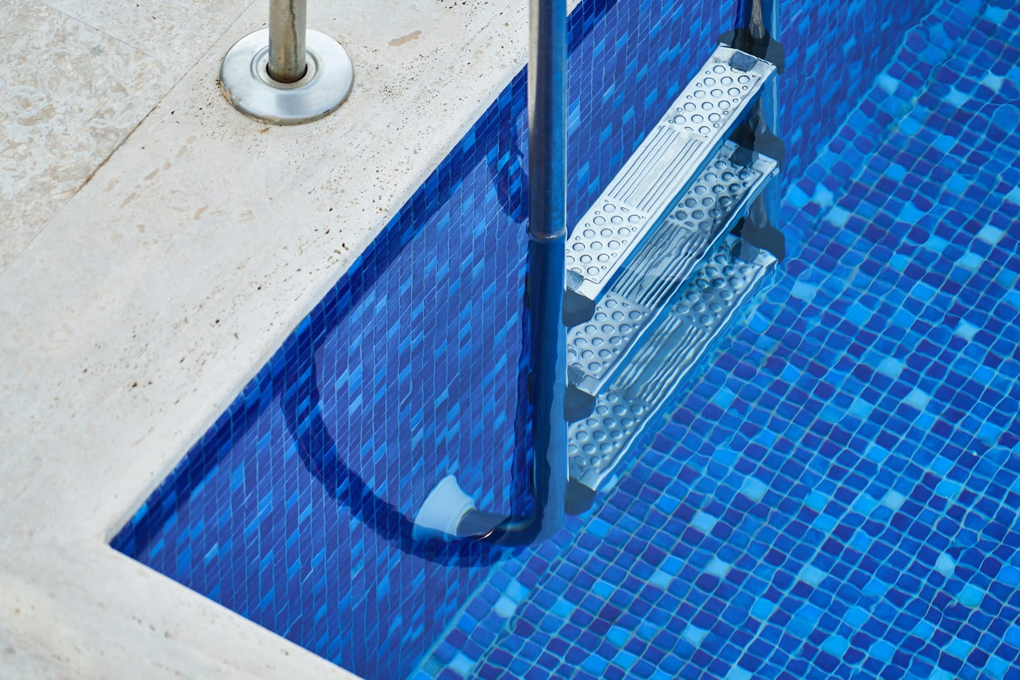 supply, deliver and install pool equipment